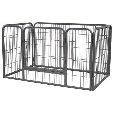 Melko puppy gate XXL dogs run puppy gate outdoor enclosure puppy run puppy run puppy run