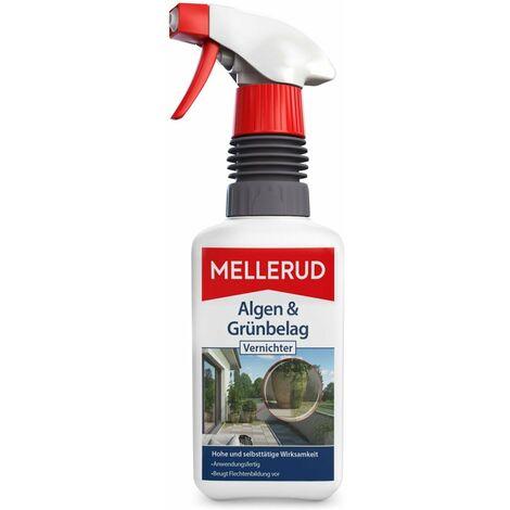 Mellerud Algen und Grünbelag Vernichter 500 ml wirkt selbsttätig