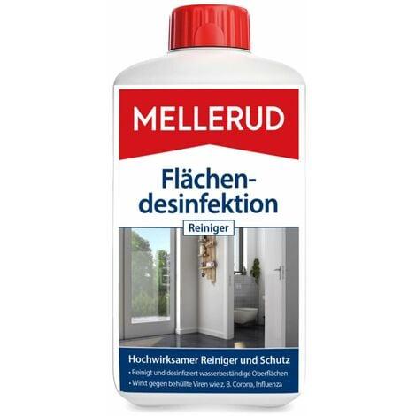 Mellerud Flächendesinfektion Reiniger gegen Bakterien & Viren, 1 Liter
