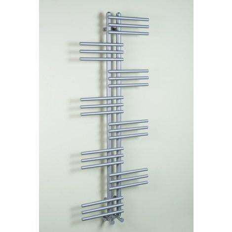 Mellerud Handtuchheizkörper 1455 x 550 - Silber