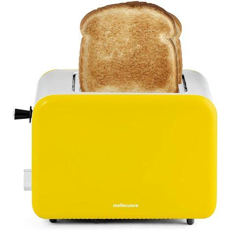 Mellerware tostadora de Pan Crispy! Yellow