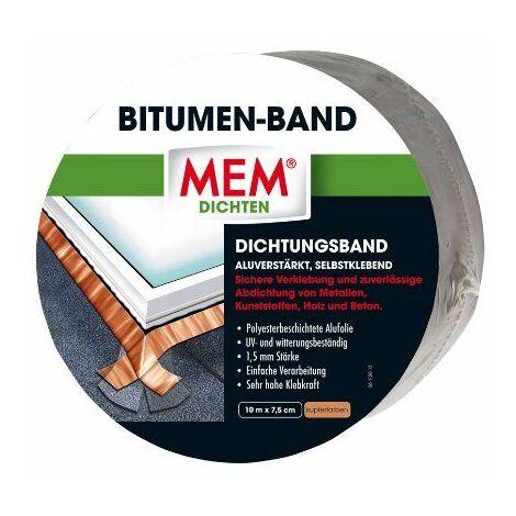 MEM bitume-band cuivre 7,5 cm x 10 m, 500475