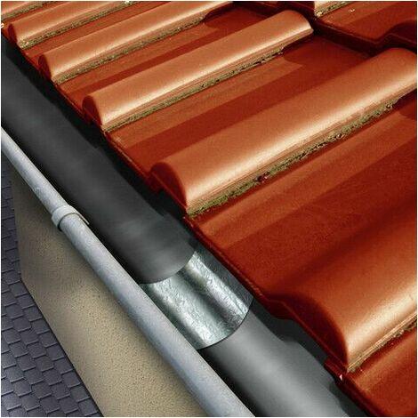 MEM Bitumen-Band schwarz/kupfer, 10 cm x 1 m