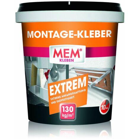 MEM Montage-Kleber Extrem 1kg
