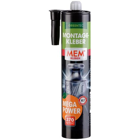 MEM Montagekleber Mega Power Greentec 450g