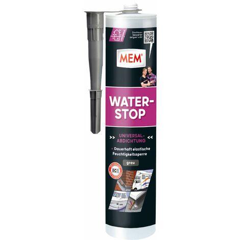 MEM Water Stop grau, 290 ml