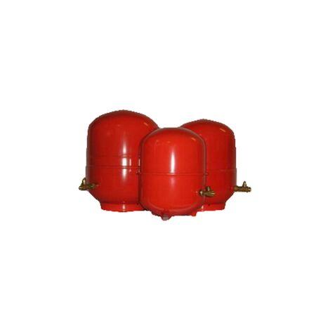 Membran Druckausdehnungsgefäße Heizung 35 bis 500 Liter inkl. Kappenventil Heizungsanlage 35 Liter