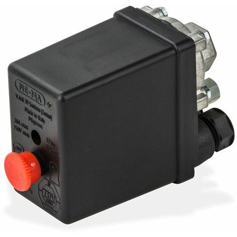 Membran Druckschalter 230 V / 1