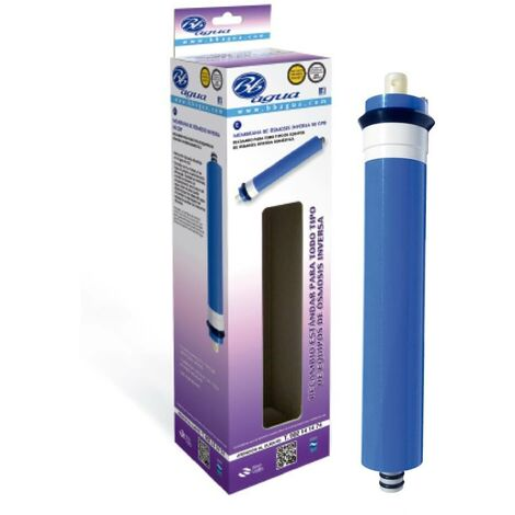 Membrana 50 GPD para equipo de osmosis inversa