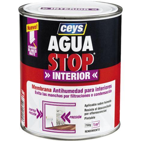 Membrana antihumedad interior Ceys Aguastop 750 gr Blanco