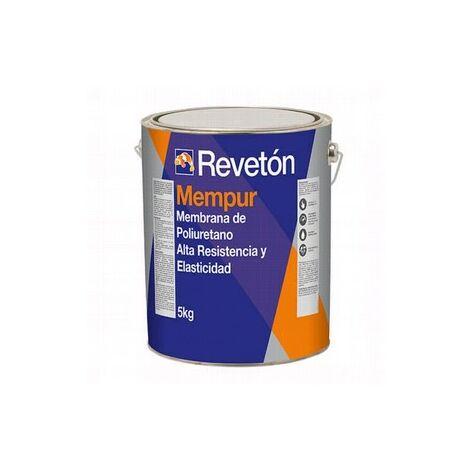MEMBRANA DE PU REVETON MEMPUR 25 KG | Gris