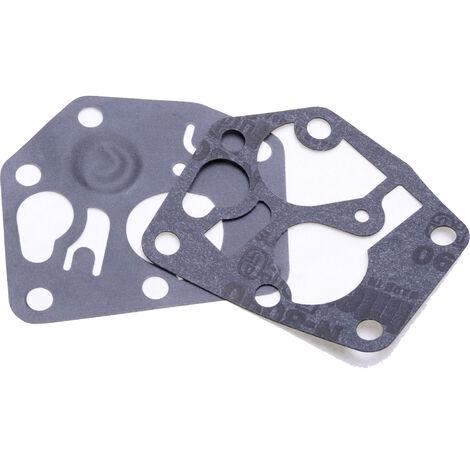 Membrane avec joint pour carburateur BRIGGS & STRATTON remplace 495770