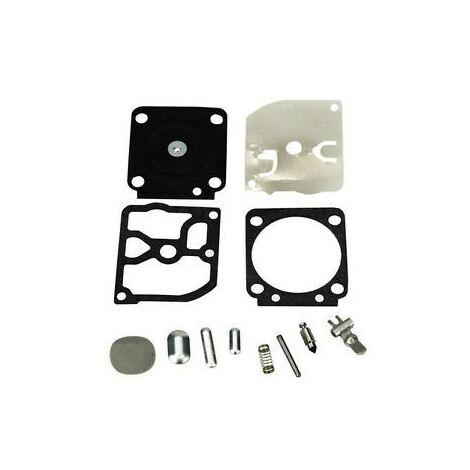 Membrane carburateur RB69 Zama ( kit complet)