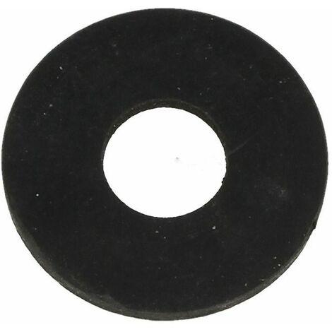 Membrane chasse d'eau caoutchouc 24 x 64 x 4 mm