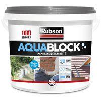 Membrane d'étanchéité Aquablock 1kg   Couleur: Gris