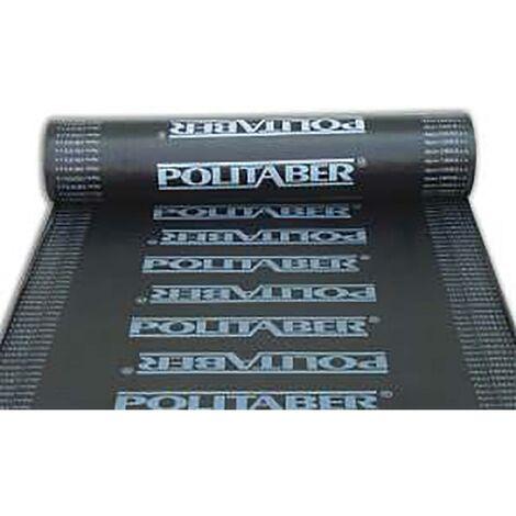 Membrane d'étanchéité bitumineuse bicouche 12Mtx1Mt Chova Politaber Vel30 31060