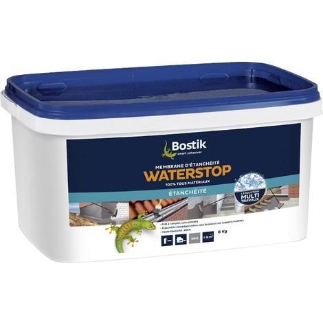 Membrane d'étanchéité Waterstop 6kg gris