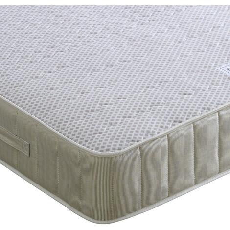Memory Comfort Memory Foam Mattress Super King