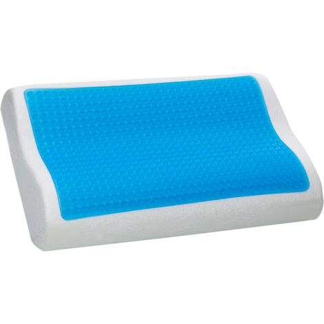 Memory Foam Bed Pillow 50 x 30 cm MOCO