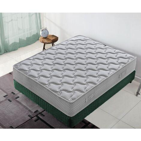 Memory Foam Matratze - Orthopädie - 11 Komfortzonen - 20 cm hoch