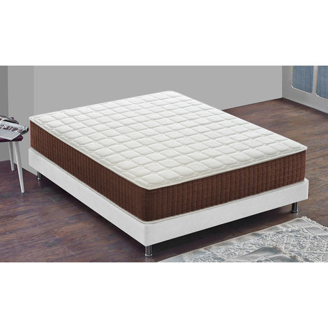 Memory foam mattress 11 comfort zones – Depth 28 cm