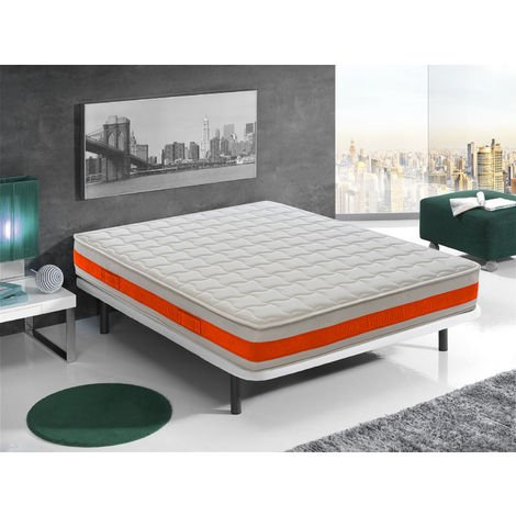 Memory Foam Mattress 11 confort zones – Orthopedic