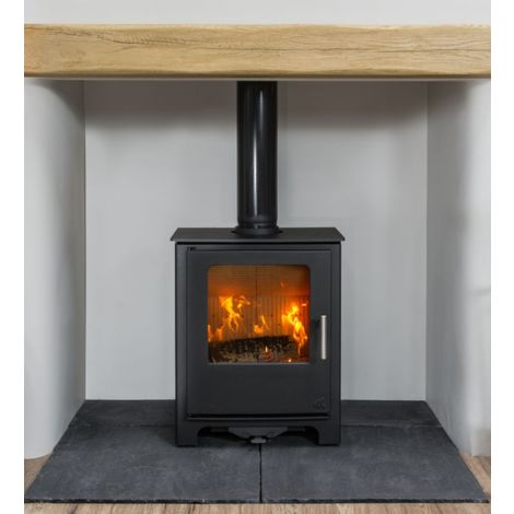 Mendip Loxton 5 SE Defra Approved Wood Burning / Multi Fuel Stove