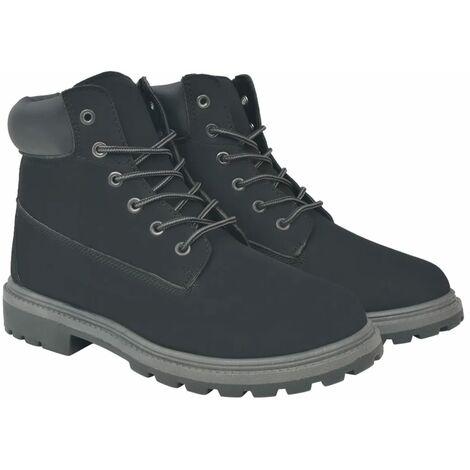 Men's Boots Black Size 7.5