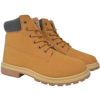 Men's Boots Camel Size 10.5
