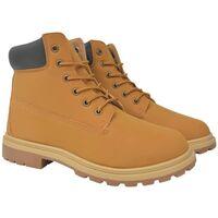 Men's Boots Camel Size 9.5