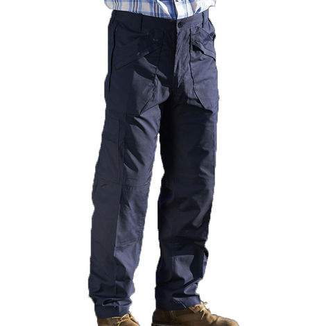 Mens Champion Kirkwall Elasticated Thermal Lined Water Resistant Chino Trousers