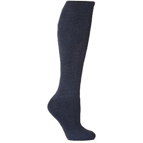 Mens KATO 1.9 Tog Cushioned Thermal Winter Long boot shoe Socks 6-11 12PK Darks