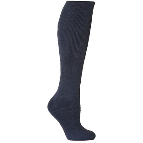 Mens KATO 1.9 Tog Cushioned Thermal Winter Long boot shoe Socks 6-11 6PK Darks