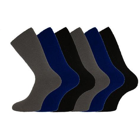 Mens KATO 1.9 Tog Cushioned Thermal Winter SHORT boot shoe Socks 6-11 6pk