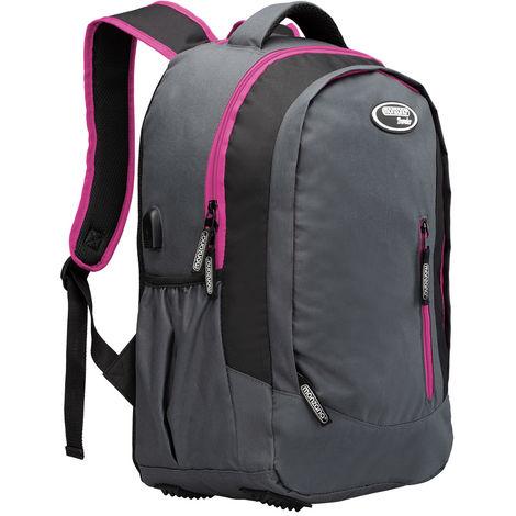 Mens Large Backpack Sports Gym Unisex Laptop School Work Hiking College Travel