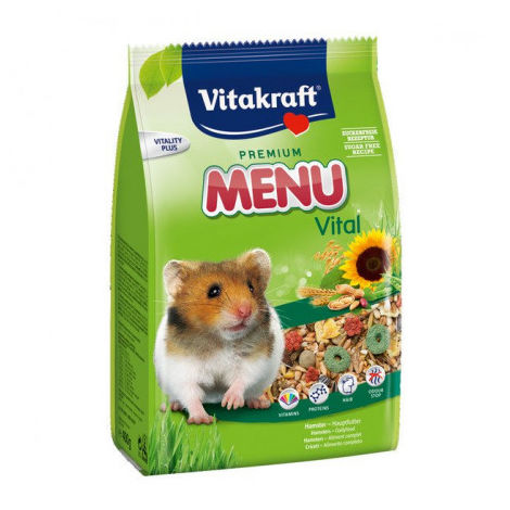 Menu Aroma Alimento para Hámsters Vitakraft - 1 kg