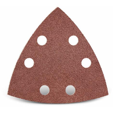 MENZER Klett-Schleifblätter für Bosch, Normalkorund, 93 mm, K24–240