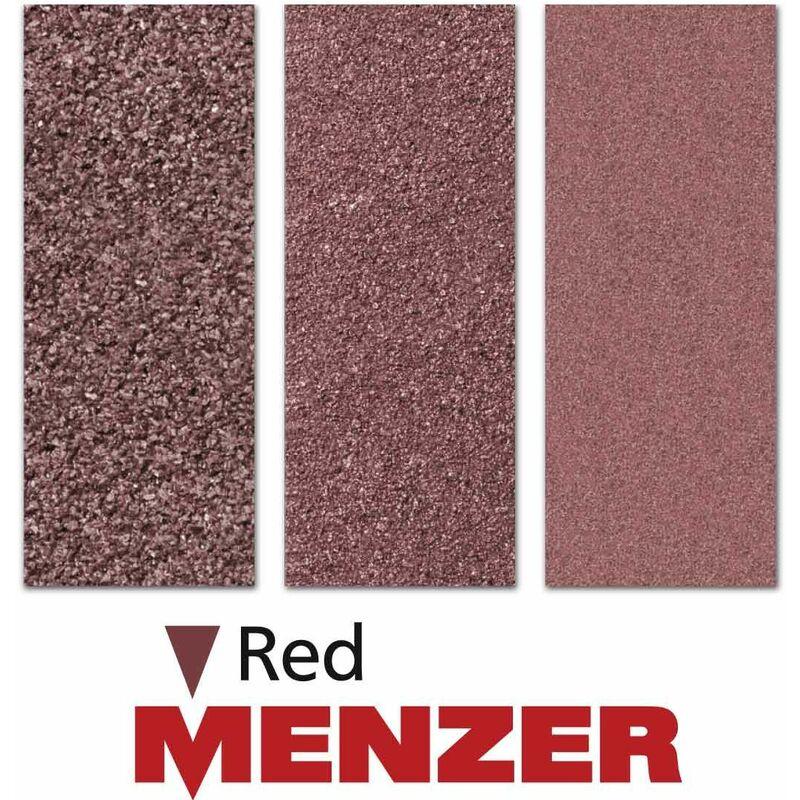 f Deltaschleifer 82 mm MENZER Red 50 Klett-Schleifbl/ätter Normalkorund K150