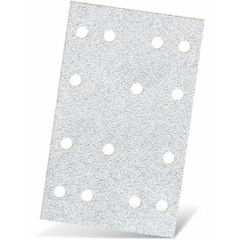 MENZER Klett-Schleifbögen, Korund mit Stearat, 133 x 80 mm, K40–400