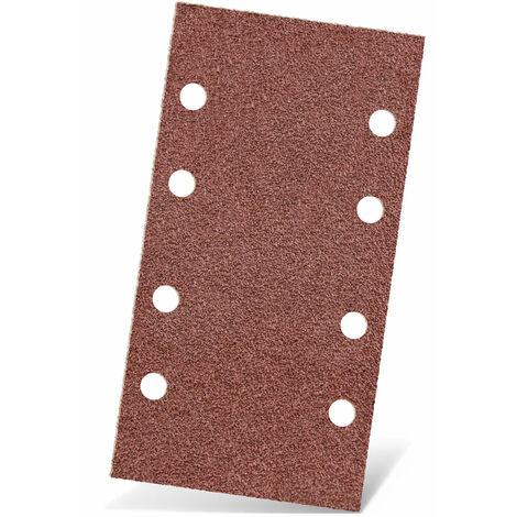 MENZER Klett-Schleifbögen, Normalkorund, 180 x 93 mm, K40–240