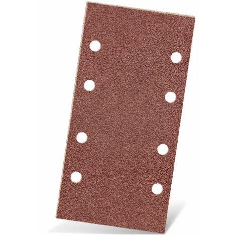 MENZER Klett-Schleifbögen, Normalkorund, 186 x 93 mm, K40–240