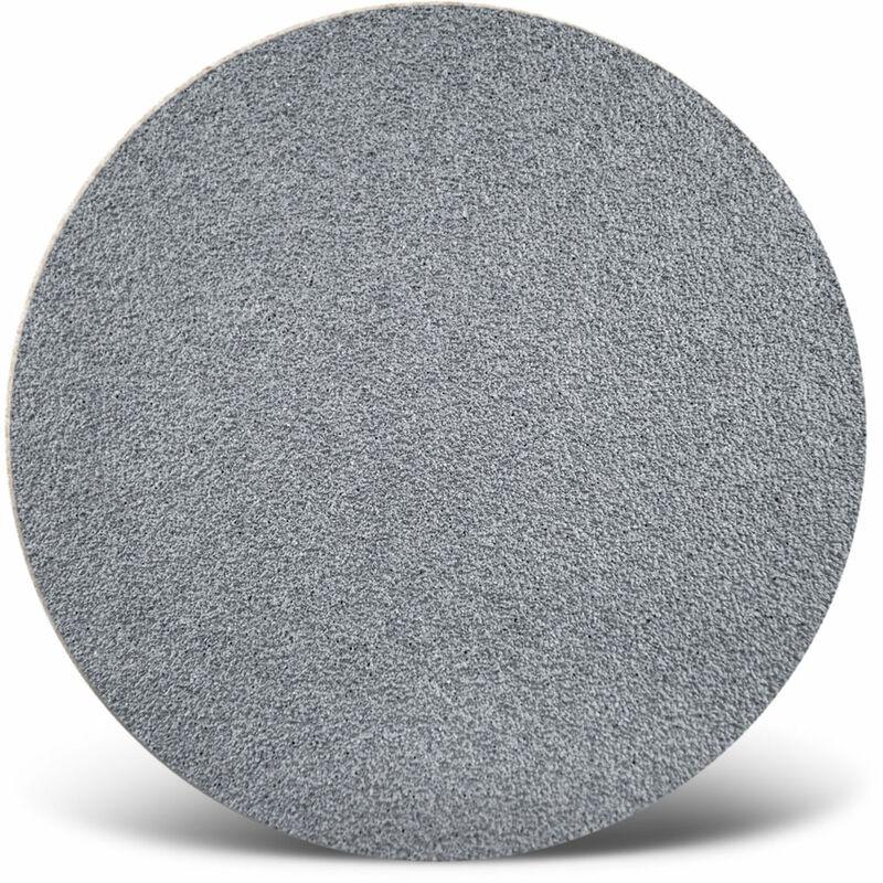 Edelkorund 5 Stk. Trockenbauschleifer MENZER Ultranet Klett-Schleifgitter 225 mm Korn 240 f