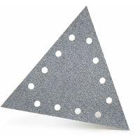 MENZER Klett-Schleifscheiben, Halbedelkorund, 290 x 250 mm, K40–400