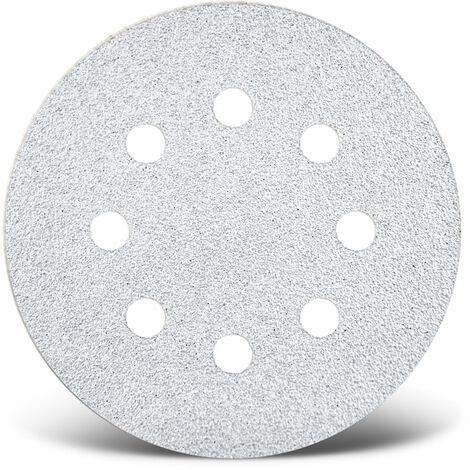 25 MENZER Ultranet Klett-Schleifgitter Exzenterschleifer 115 mm K40-400