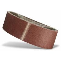 MENZER Schleifbänder, Normalkorund, 533 x 75 mm, K36–120