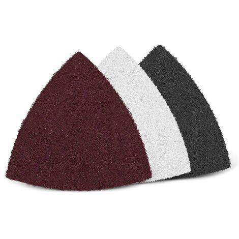 50 MENZER Klett-Schleifblätter Deltaschleifer 82 mm K40-400