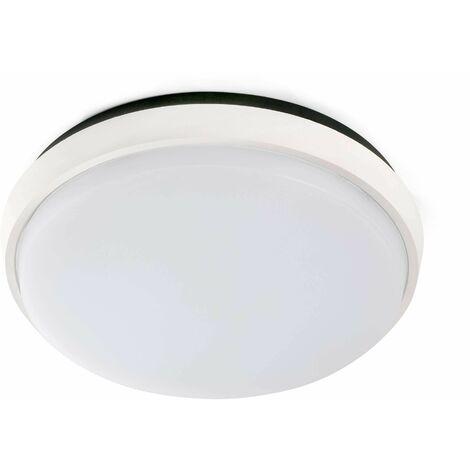 Mera white garden ceiling light