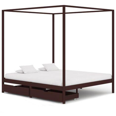 MercartoXL Chariot pliable en aluminium 68 kg et ruban en nylon PU roue pour la fixation