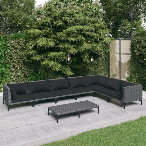 MercartoXL Extracteur de fluide manuel avec réservoir 9 litres pour aspirer l'huile et plus