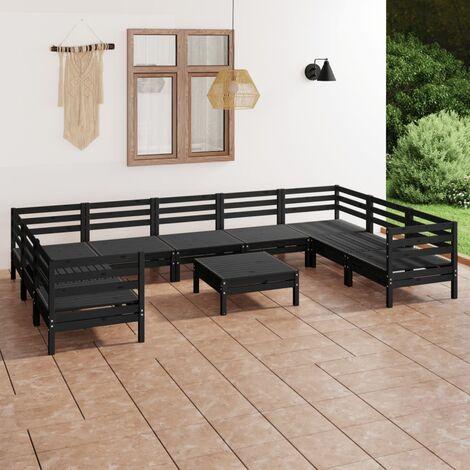 MercartoXL filtre 3-chambres ensemble fontaines de tuyau de pompe clarificateur UV 18W 90000l